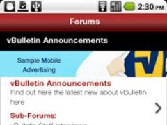 Adrenaline Forum 1.1.2 Screenshot