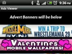 Ads Viewer 1.0 Screenshot