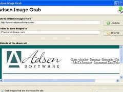 Adsen Image Grab 1.3 Screenshot