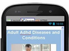 Adult Adhd Disease & Symptoms 1.0 Screenshot