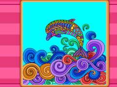 Adult mandala game 1.0.0 Screenshot