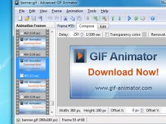 Advanced GIF Animator 4.6.12 Screenshot