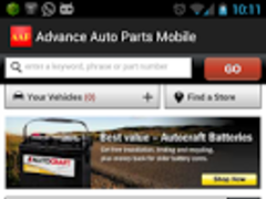 Advance Auto Parts Mobile 1.6 Screenshot