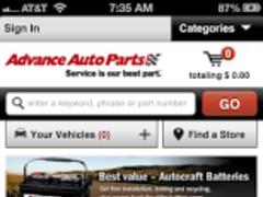 Advance Auto Parts 2 Screenshot