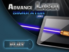Advance Laser Simulator Joke 1.0 Screenshot