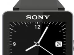 Advanced Analog Clock SW2 1.0 Screenshot