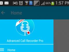 Advanced Call Recorder Pro 2.0.1.9 Screenshot