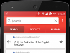 English Dictionary offline 6.4 Screenshot
