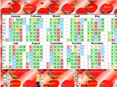 AiS Conception & Contraception Calendar(1) 3.3 Screenshot