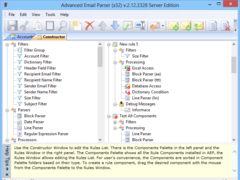 Advanced Email Parser Server 2.21 Screenshot
