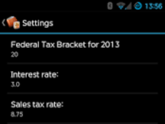 Financial CalcIt! 2.1 Screenshot