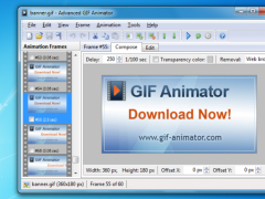 Advanced GIF Animator 4.6.14 Screenshot