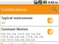 Advanced Metronome 1.4 Screenshot