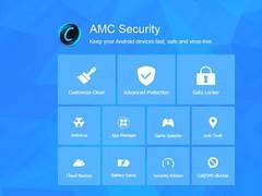 AMC Security - Clean & Boost 5.5.2 Screenshot