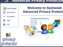 Advanced Privacy Protector 1.00 Screenshot