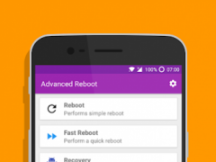 Advanced Reboot | Restart [ROOT] 1.4.1 Screenshot