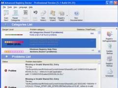 Advanced Registry Doctor Lite 10.12.10.1033 Screenshot
