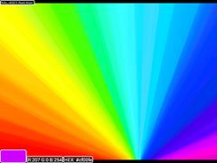 Advanced RGB HEX Color Picker 1.2.9 Screenshot
