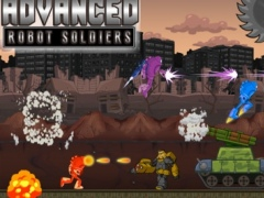 Advanced Robot Soldiers – War Robots and Androids Fighting Tanks 1.0 Screenshot