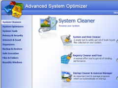 Advanced System Optimizer 2.10 Screenshot