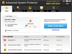 Advanced System Protector 2.1.1.81 Screenshot