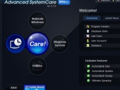 Advanced SystemCare Pro 3.7.0 Screenshot