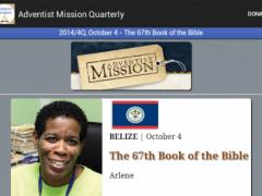 Adventist Mission Quarterly 1.16 Screenshot