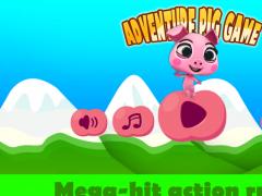 Adventure Pig Game: Battle Run 1.0 Screenshot
