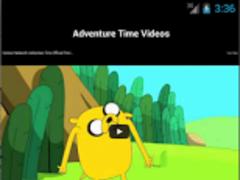 Adventure Time Cartoons 1.0 Screenshot