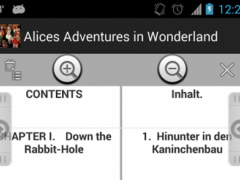 Adventures in Wonderland 2.0 Screenshot