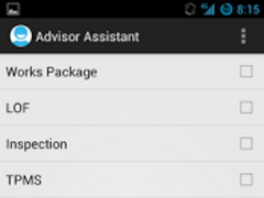 Advisor Assistant 2.0 Screenshot