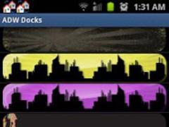 ADW Dock Pack (140+) 1.0 Screenshot