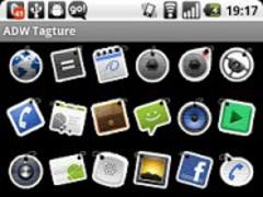 ADW Tagture Theme 1.8 Screenshot