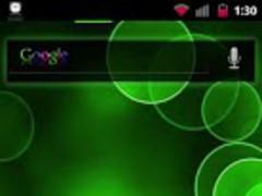 ADW Theme PoisonGreen 2.2 Screenshot