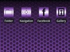 ADWTheme Purple Steel 1.0.2 Screenshot