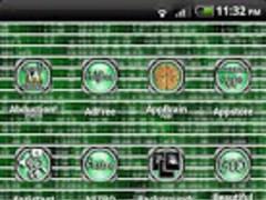 ADWtheme Rhombusphere-green 1.0 Screenshot