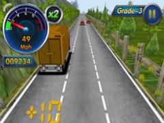 Review Screenshot - Racing Game – Can You Avoid Crashing Into Traffic?