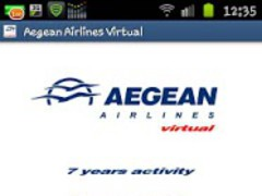 Aegean Airlines Virtual 1.1.2 Screenshot