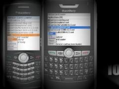 Aerize Card Loader for BlackBerry Pearl 1.0.0 Screenshot
