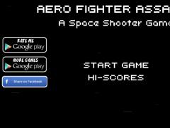 Aero Fighter Assault 1.4 Screenshot