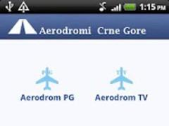Aerodromi Crne Gore 1.1 Screenshot
