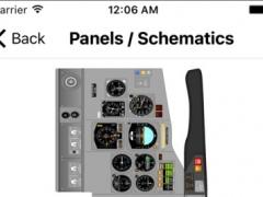 AeroStar 737-300/400/500 Study App 3.0 Screenshot