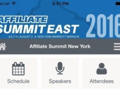 Affiliate Summit East 2016 1.6.0 Screenshot