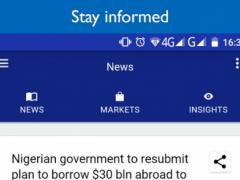 Africa Business App  Screenshot