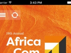AfricaCom 2016 1.2 Screenshot