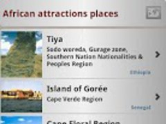 African Attraction 1.2 Screenshot