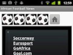 African Football 2013 Ad Free 22.0 Screenshot