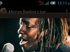 African Radios Live 1.0.9 Screenshot