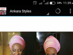 African Wears Designs 1.0 Screenshot