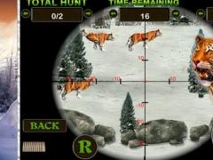 African Wild Safari Hunting Pro - Hunt White Tale 1.0 Screenshot